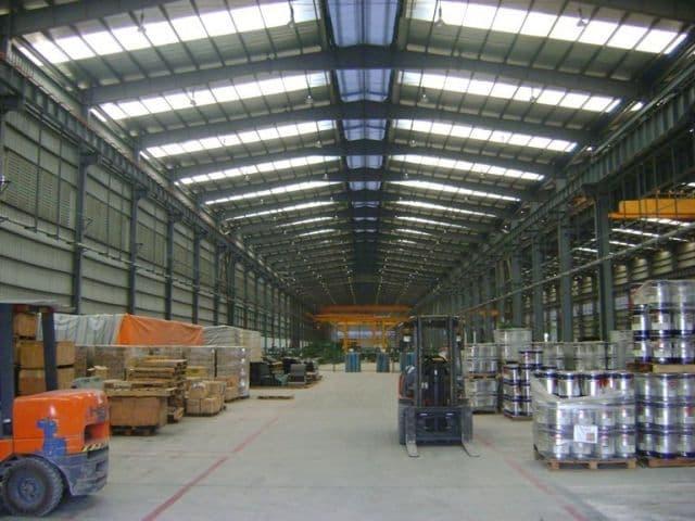 Cho Thuê Kho Bãi Logistics Phong Phú Vi Na